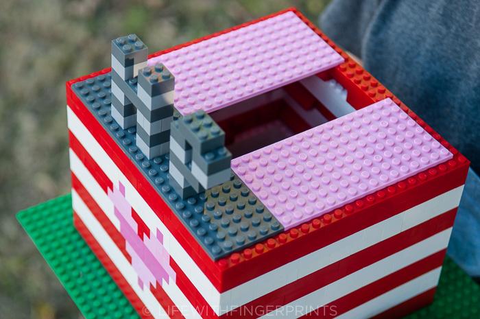 DIY Lego Valentine Box-2-2